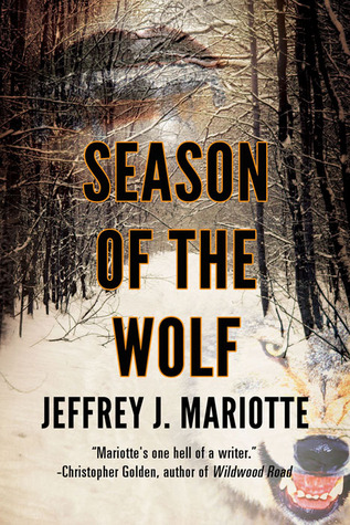 Season of the Wolf by Jeffrey J. Mariotte