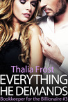 Everything He Demands (Bookkeeper for the Billionaire, #3)