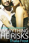 Everything He Risks (Bookkeeper for the Billionaire, #4)