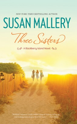 Three Sisters (Blackberry Island #2)