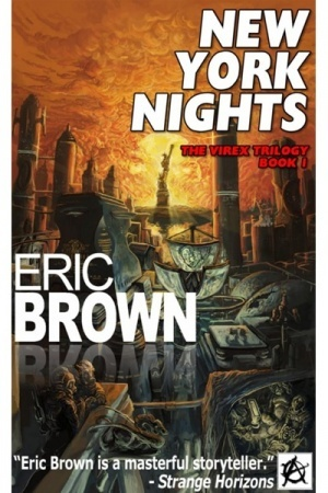 New York Nights by Eric Brown