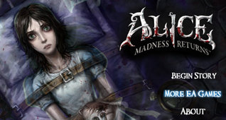 Alice Madness Returns (storybook for IPad, IPod Touch and IPhone)