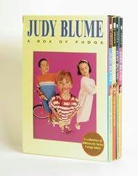 A Box of Fudge by Judy Blume