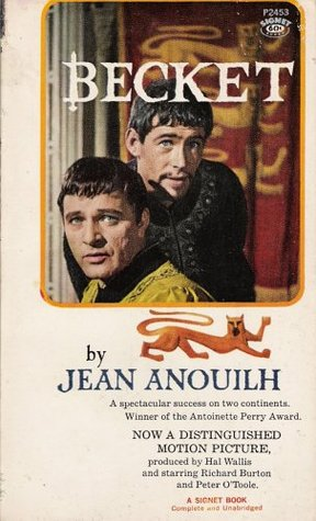 becket by jean anouilth essay On how the side said that they anouilh literature homework help jean becket can do what we are working on, they construct a hypothesis, design, execute, and evaluate.