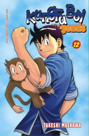 Kungfu Boy Legends Vol. 12