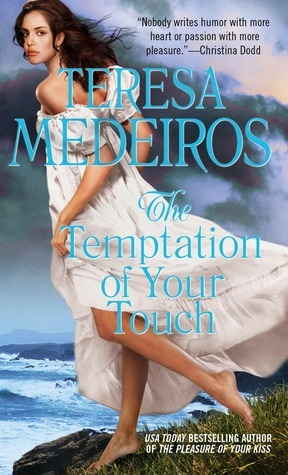 The Temptation of Your Touch (Burke Brothers, #2)