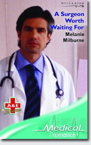 A Surgeon Worth Waiting For (Medical Romance)