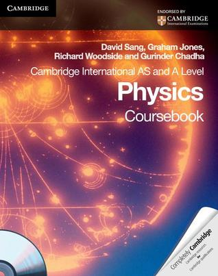 Cambridge International AS and A Level Physics Coursebook by David ...