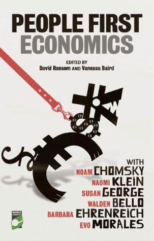 People-First Economics by David Ransom