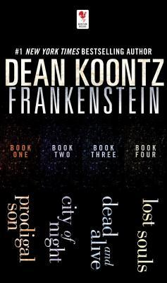 The Frankenstein Series 4-Book Bundle by Dean Koontz