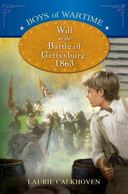 Will at the Battle of Gettysburg 1863 (Boys of Wartime)