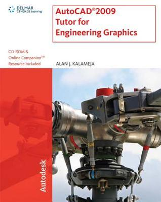 Auto Cad 2009 Tutor For Engineering Graphics (Autodesk)