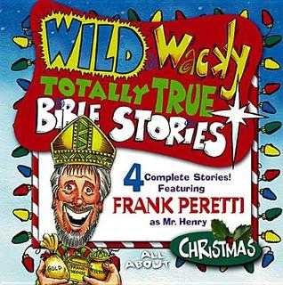 Wild & Wacky Totally True Bible Stories   Christmas
