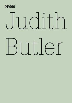 Judith Butler:: To Sense What Is Living in the Other: Hegel's Early Love/Fuhlen, Was Im Anderen Lebendig Ist: Hegels Fruhe Liebe