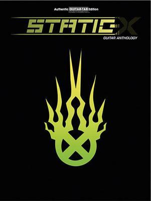 Static X - Guitar Anthology