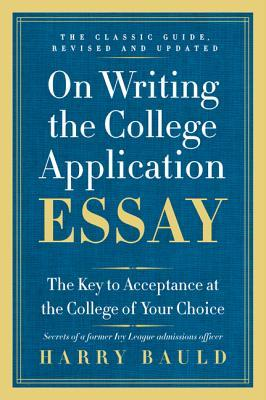 Writing an admission essay discussion