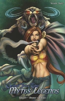 Grimm Fairy Tales: Myths & Legends, Volume 3