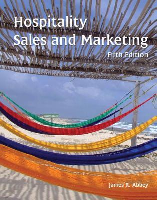 Hospitality Sales and Marketing with Answer Sheet (Ahlei)