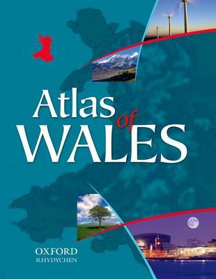 Atlas Of Wales (Welsh Joint Education Comm)