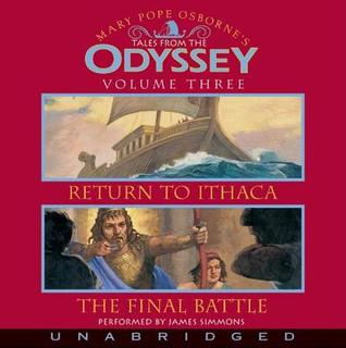 Tales From the Odyssey, Volume 3: Return to Ithaca / The Final Battle