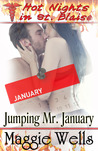 Jumping Mr. January (Hot Nights in St. Blaise Book #1)