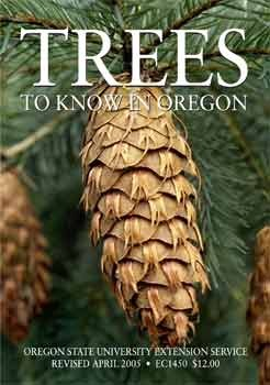 Trees to Know in Oregon by Edward C. Jensen