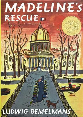 Madeline's Rescue, Weekly Reader 1981 Hardcover Edition by Ludwig Bemelmans