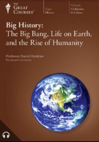TTC - The Great Courses - Big History The Big Bang Life on Earth and the Rise of Humanity [Course No. 8050]