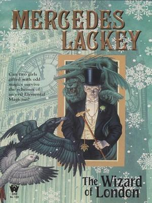The Wizard of London: Elemental Masters #4