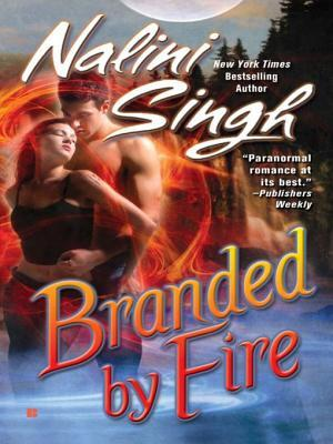 Branded by Fire by Nalini Singh