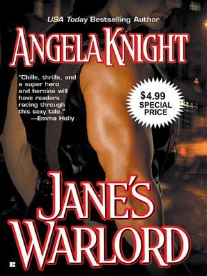 Jane's Warlord by Angela Knight