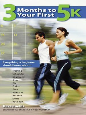 3 Months to Your First 5k