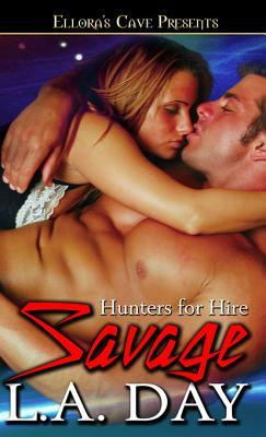 Savage (Hunters for Hire)