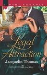 Legal Attraction (The Hamiltons: Laws of Love, #3)