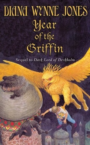 Year of the Griffin by Diana Wynne Jones