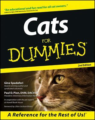 Cats for Dummies (For Dummies)