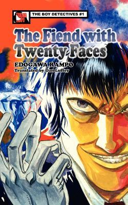 The Fiend with Twenty Faces (Shônen Tantei Dan #1)