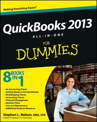 QuickBooks 2013 All-In-One for Dummies