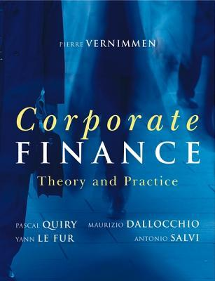 Corporate Finance: Theory & Practice