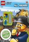 Lego City: All Aboard! Activity Book