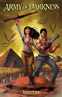 Army of Darkness, Volume 1: Hail to the Queen, Baby!