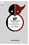The Manhattan Projects #1 by Jonathan Hickman