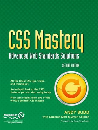 CSS Mastery by Andy Budd