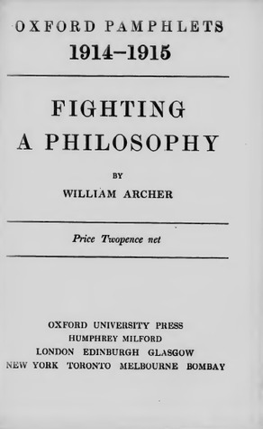 Fighting a Philosophy