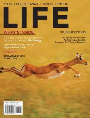 LIFE (with Biology CourseMate with eBook Printed Access Card) (Available Titles CourseMate)