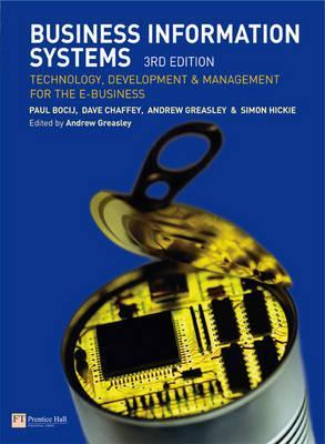 Business Information Systems by Paul Bocij