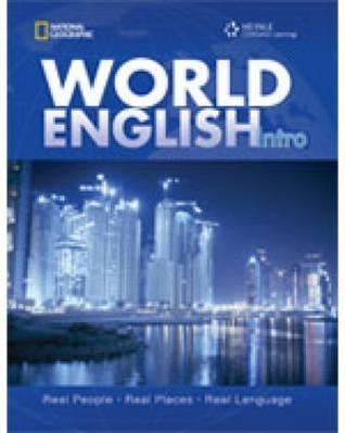 World English, Middle East Edition, Intro: Real People, Real Places, Real Languages, Student Book and Cdr