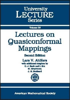 Lectures on Quasiconformal Mappings