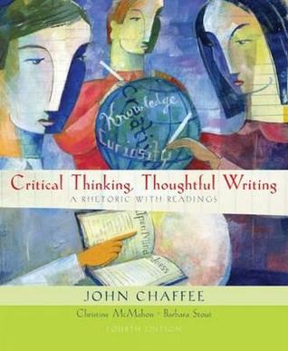 Critical thinking in writing