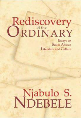 Rediscovery of the Ordinary